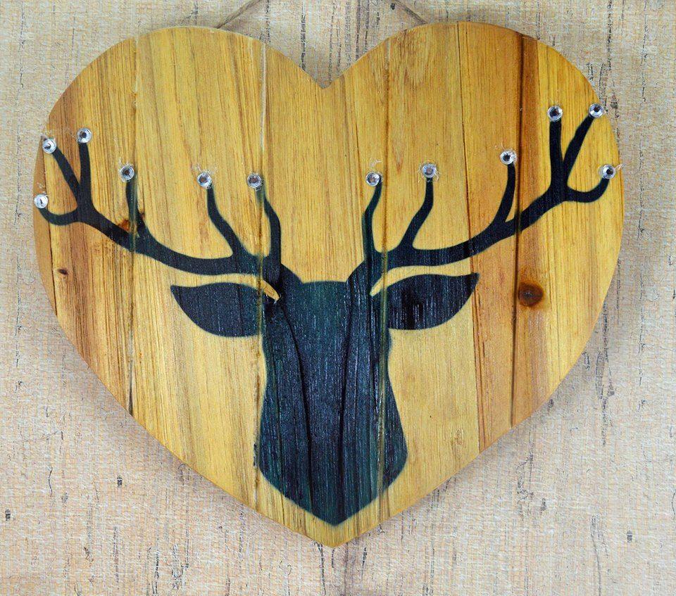 Oh Deer! Wooden Sign, Sublimation Printed, Wood Sign, Deer Sign ...