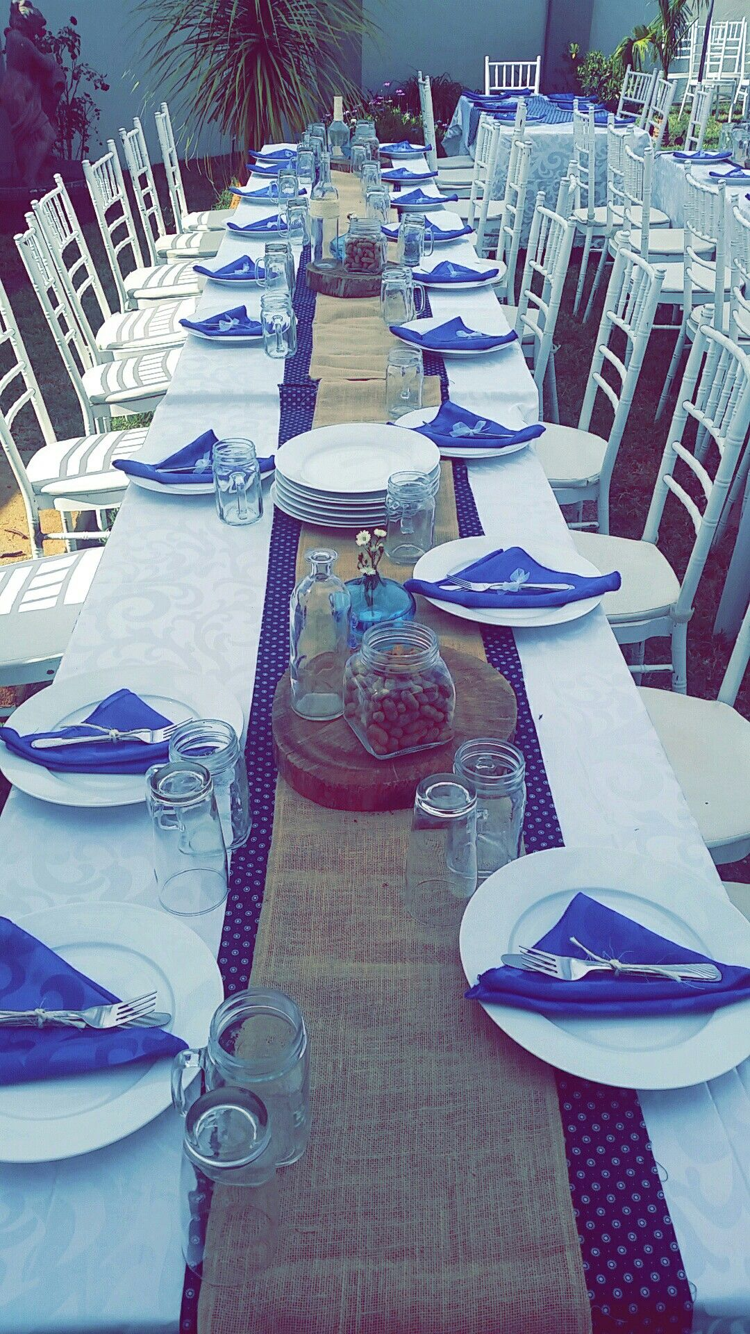 Pin by thembeka xulu on decor pinterest more for Decoration table pour invites