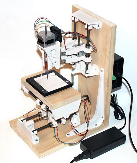 This is the do it yourself version of the mini metal maker the diy this is the do it yourself version of the mini metal maker the diy is a kit of instructions 3d print files along with a list of parts to find online solutioingenieria Gallery