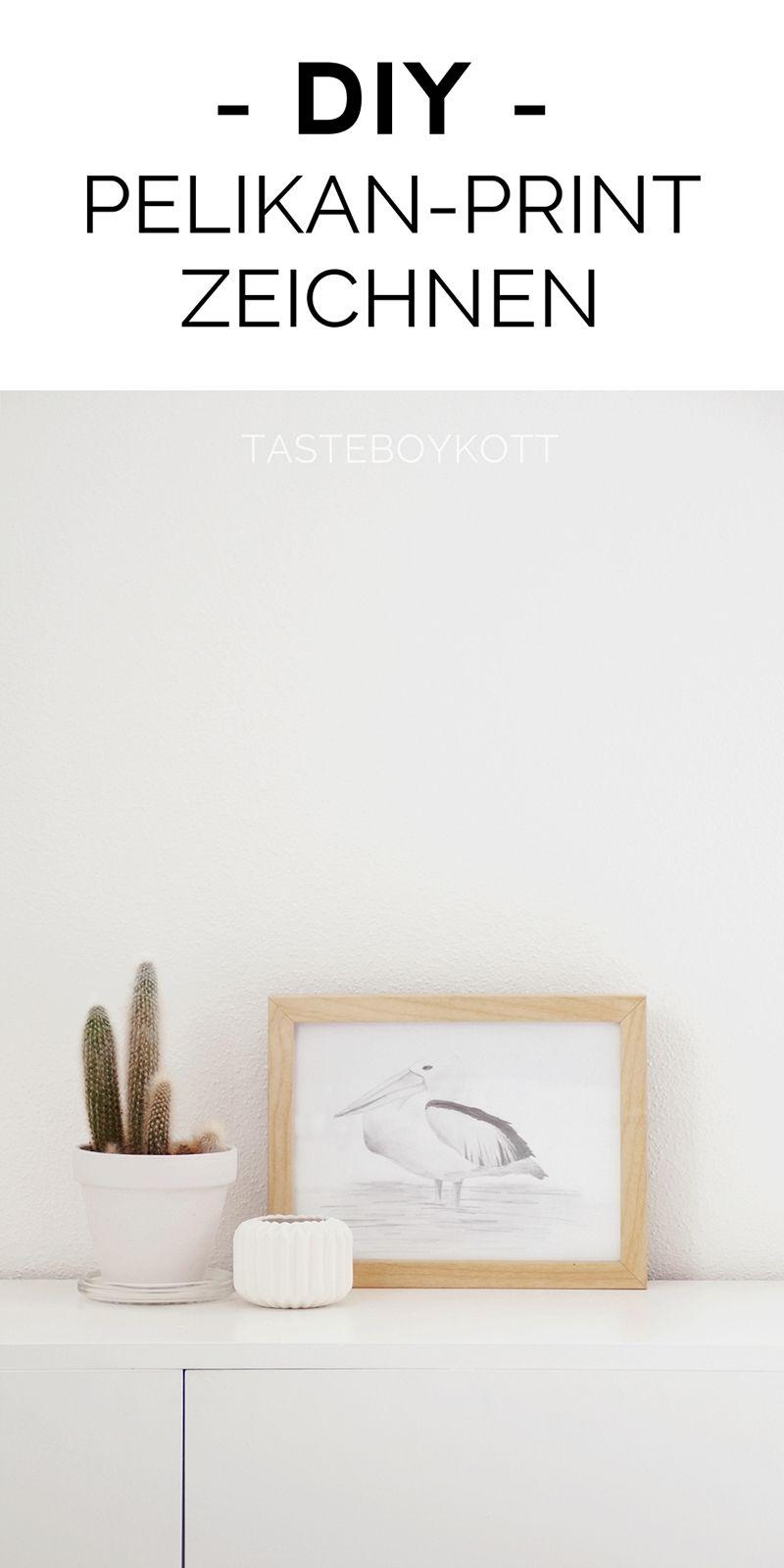 3 mal DIY Kunstwerke für die Wand   Wand, Kunst and Wands