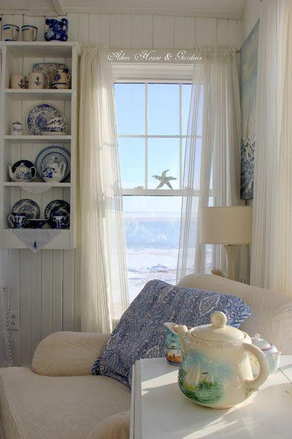 aiken house gardens ocean song cottage in winter beach house