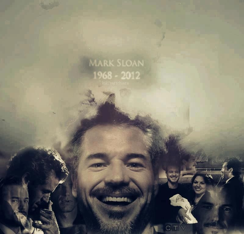 Dr. Mark Sloan Head of Plastics Surgery 1968-2012 RIP..... we all ...
