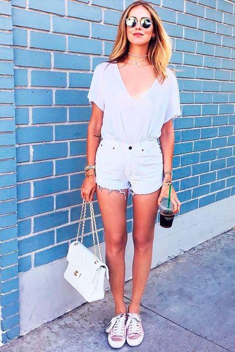 43361568ee050 7 maneiras estilosas de usar short jeans