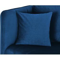 Photo of smart sofa Sara ¦ blue ¦ dimensions (cm): W: 178 H: 82 D: 90 upholstered furniture> sofas> 2-seater »HöffnerHoef