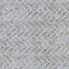 Textures Texture seamless Concrete paving herringbone