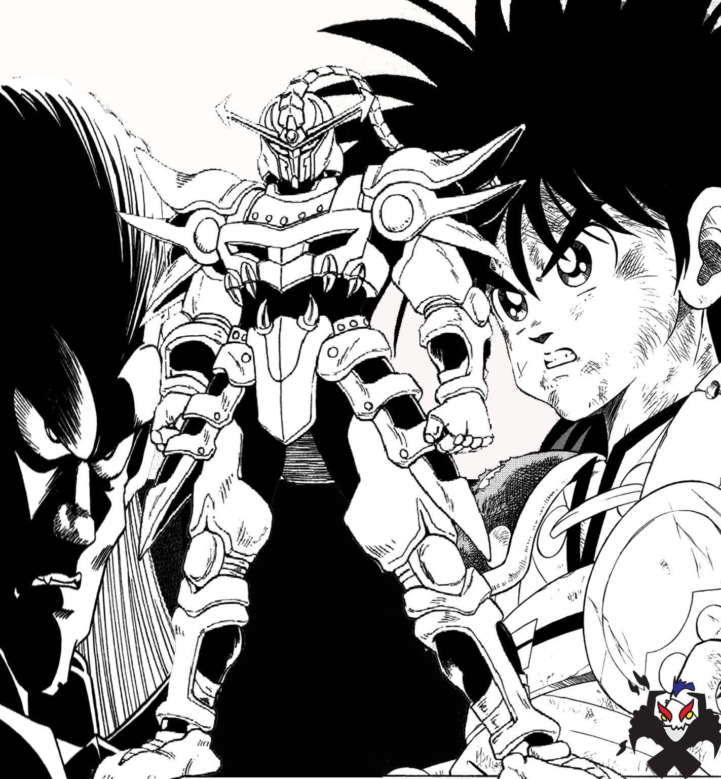 Dimana Download Anime: Dragon Quest Dai No Daibouken Film