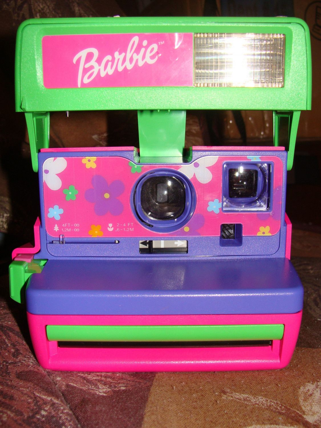Product Information Gift your baby girl the colorful Polaroid ...