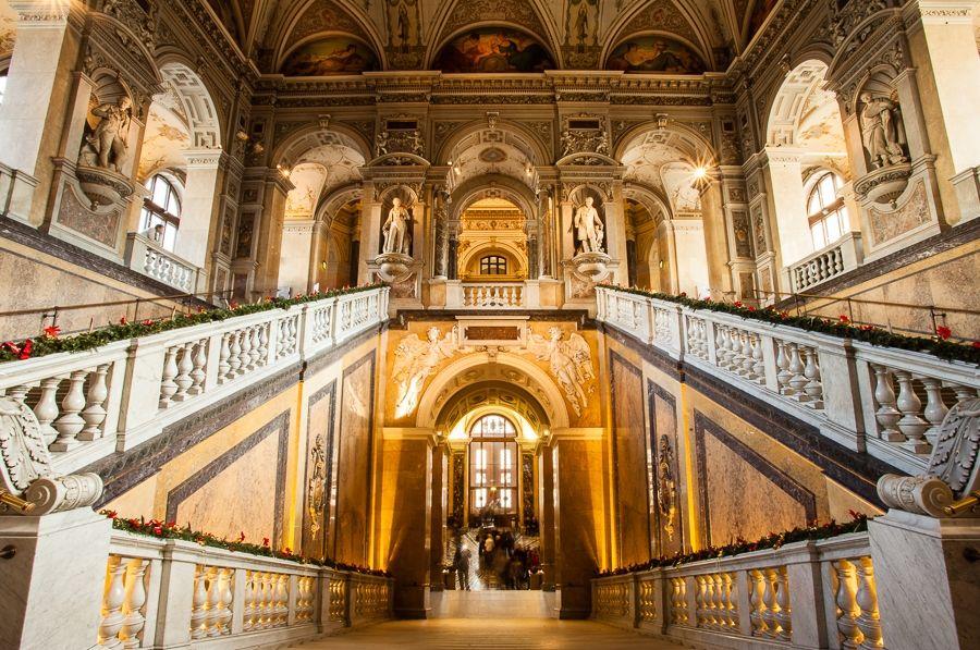 Wien: Naturhistorisches Museum