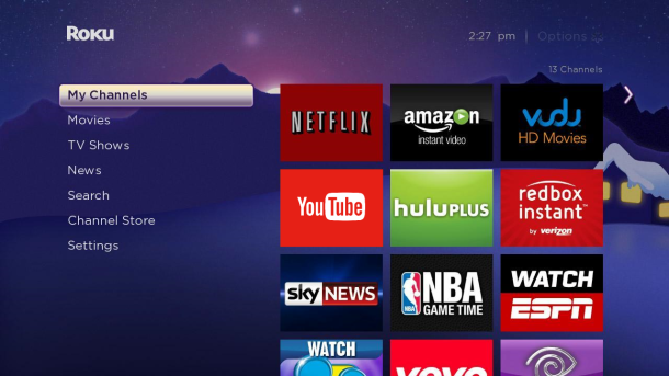 Roku enters early 21st century, offers YouTube Netflix
