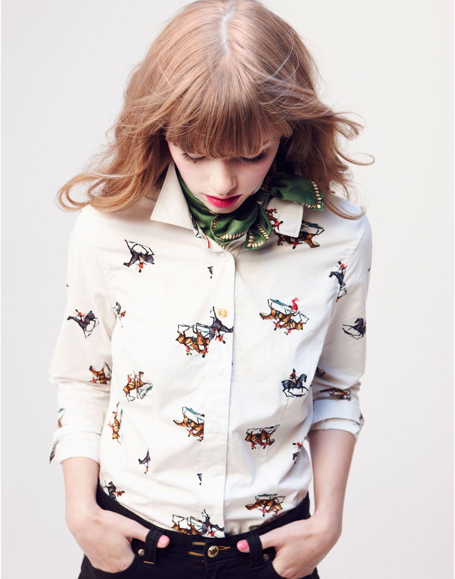 Preppy prep equestrian top! | Equestrian Style | Pinterest ...