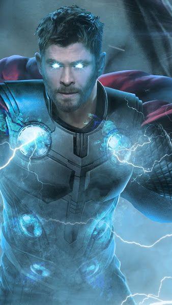 Avengers Endgame Thor 4k 3840x2160 Wallpaper Marvel Thor