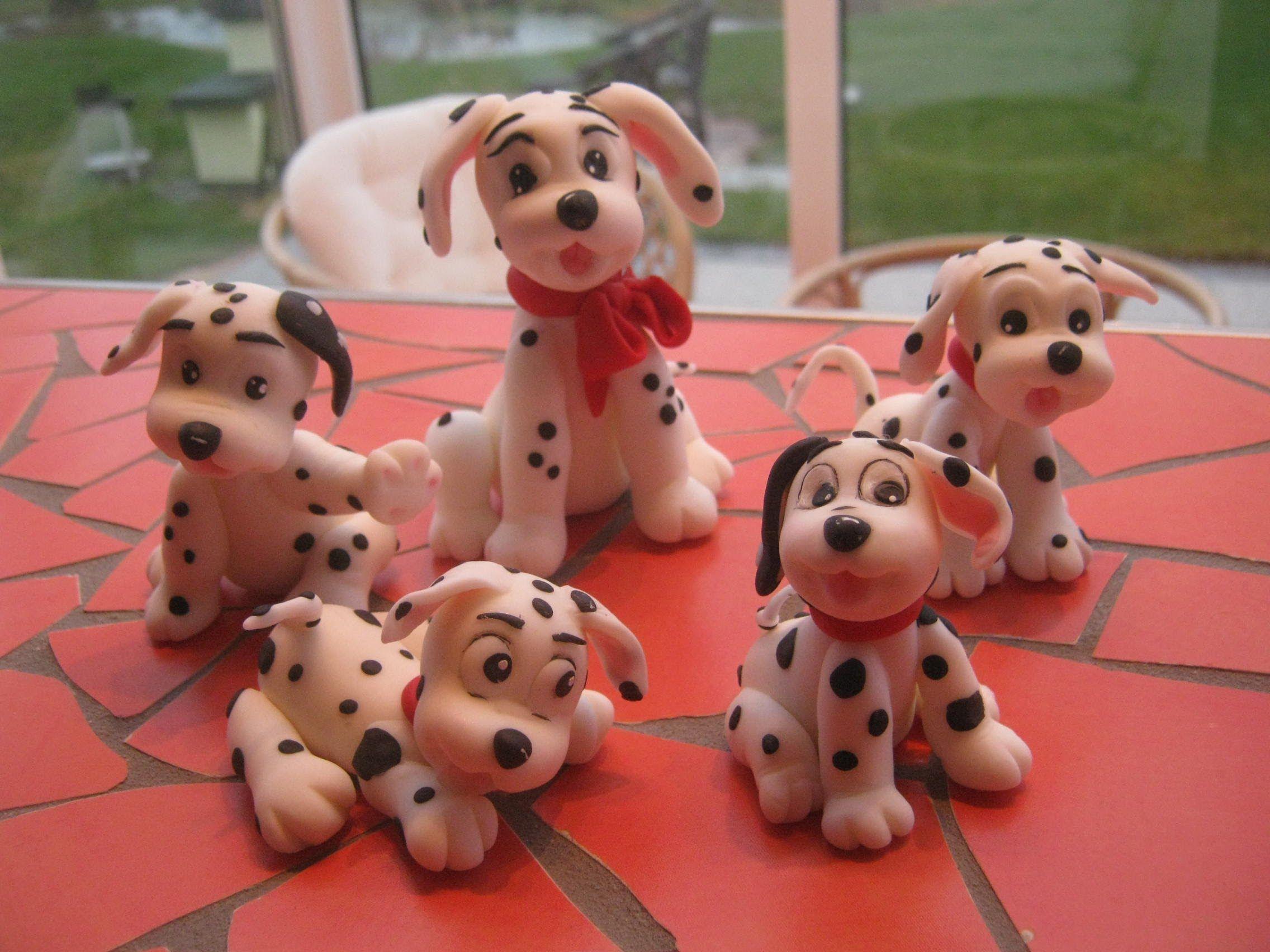 Картинки лепки собаки