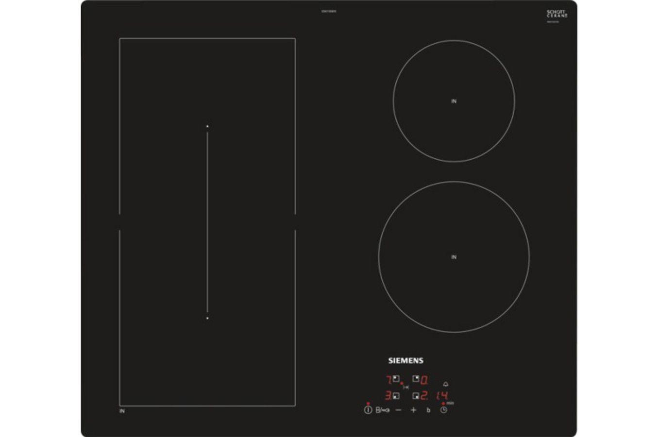 Achat Plaque Induction Pas Cher plaque induction siemens ed611bsb1e - plaque de cuisson
