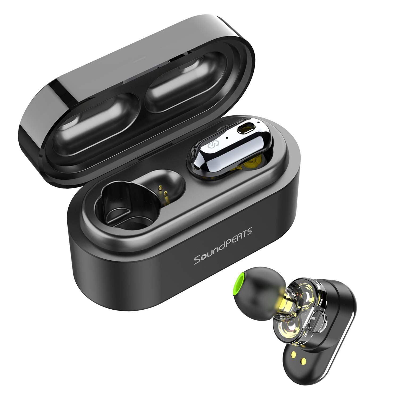 Dual Dynamic Drivers écouteur Sans Fil SoundPEATS