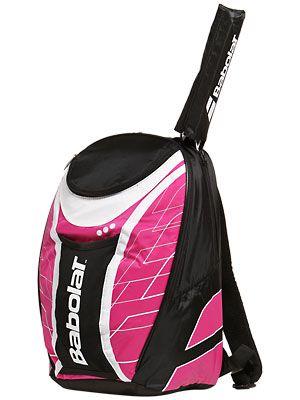 Babolat Club Line Pink Back Pack Bag Tennis Bags Bagpack Bags