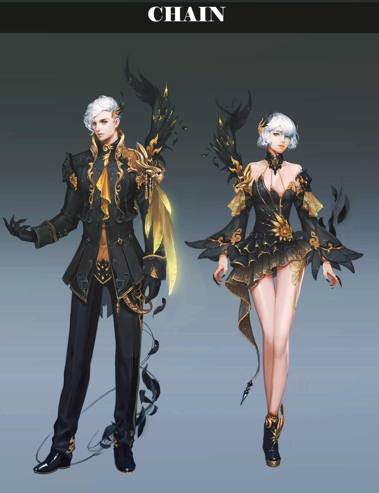 Character Design Aion : Resurrection of the dragon lord tumblr aion