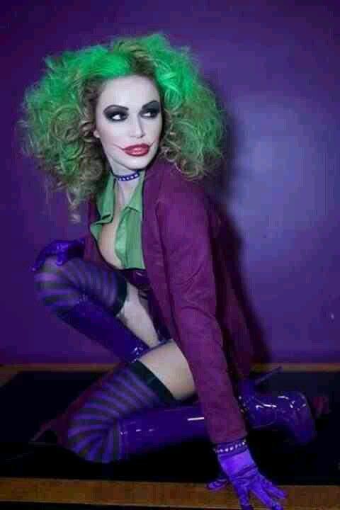 The Joker I Love Halloween Halloween Halloween Kostum Kostum