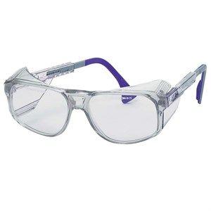 b12553d84c Gafas de seguridad : Gafa UVEX Cosmoflex cristal endurecido 9130302.  Cristal termoendurecido incoloro. Patillas