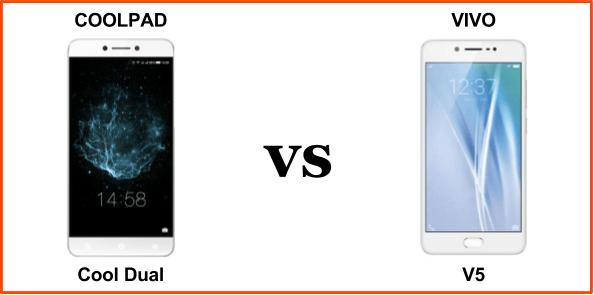 Perbandingan Coolpad Cool Dual vs Vivo V5 | Smartphone