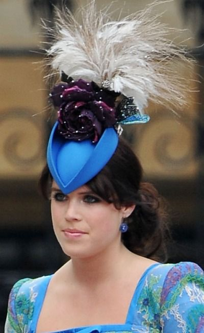 royal wedding poll which wedding guest had the craziest hat mad