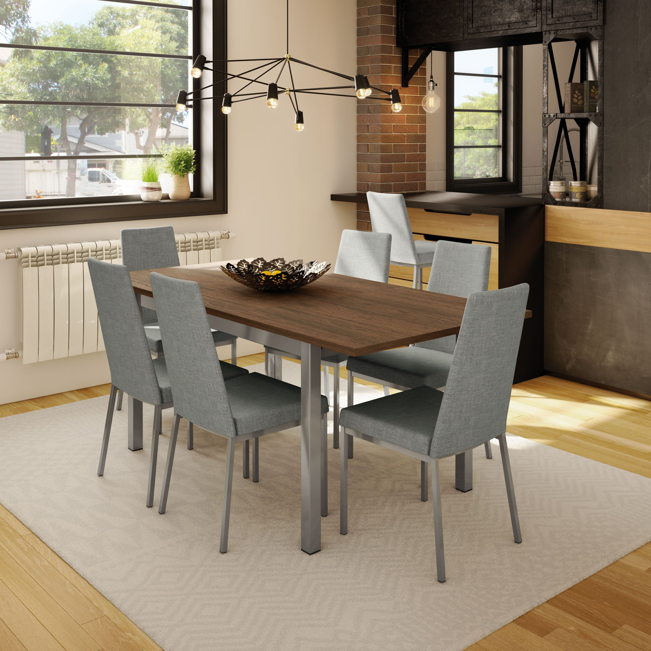 Snugglers Furniture Kitchener Amisco Alley Table 50518 Furniture Kitchen Urban