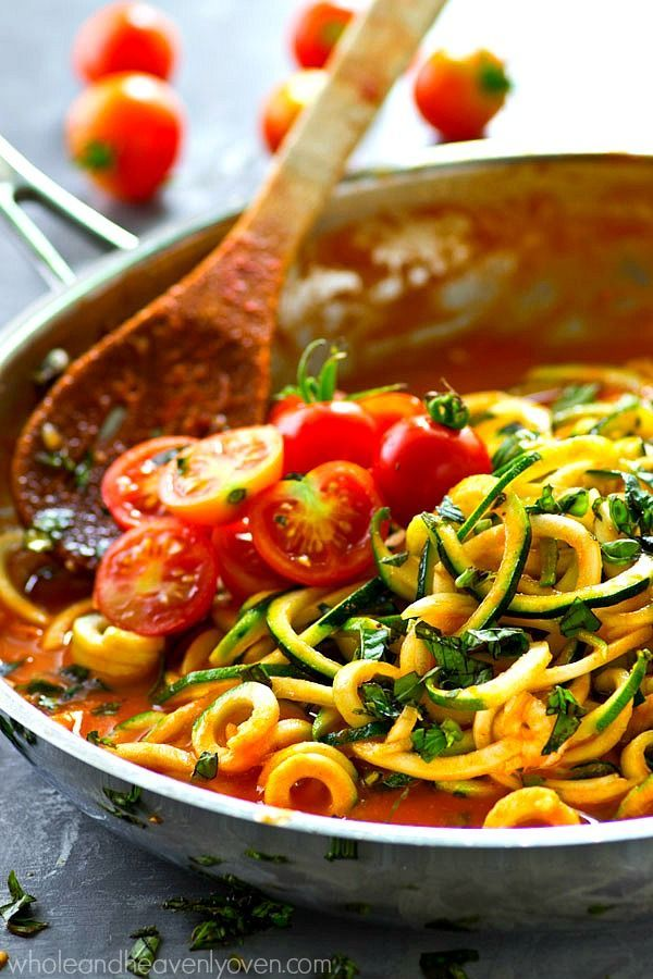 A rich and flavorful made-from-scratch heirloom tomato sauce is the secret to…