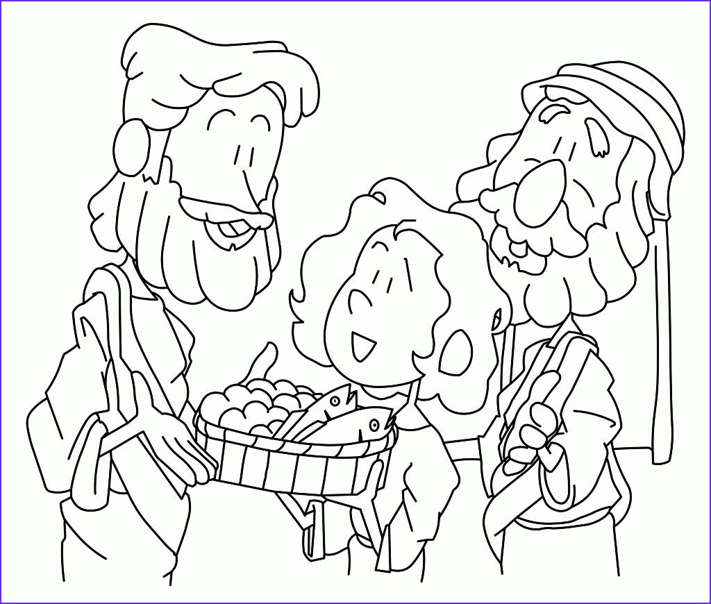 45 Awesome Photography Of Jesus Feeds 5000 Coloring Pages In 2020