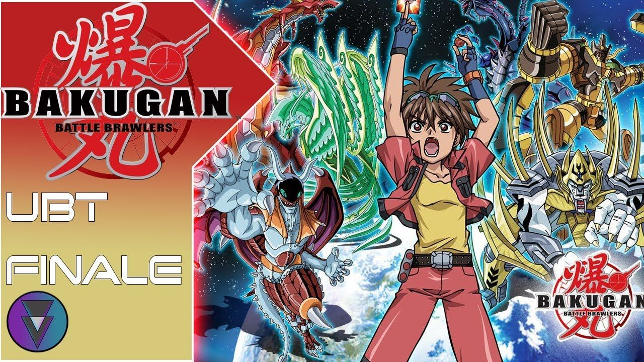 Bakugan Ultimate Brawler Tournament Finale Bakugan Battle