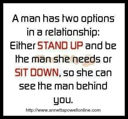 Works Both Ways Men And Women Grow Up Or Sit Down Stop Waisting