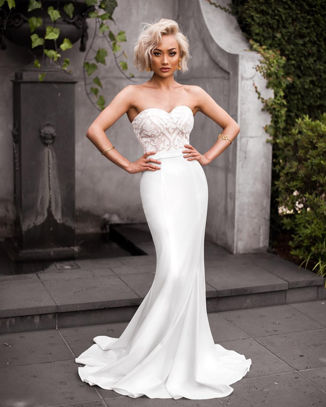 Big girl wedding dresses  Pin by Bernd on Micah  Pinterest  Micah gianneli Fashion  and