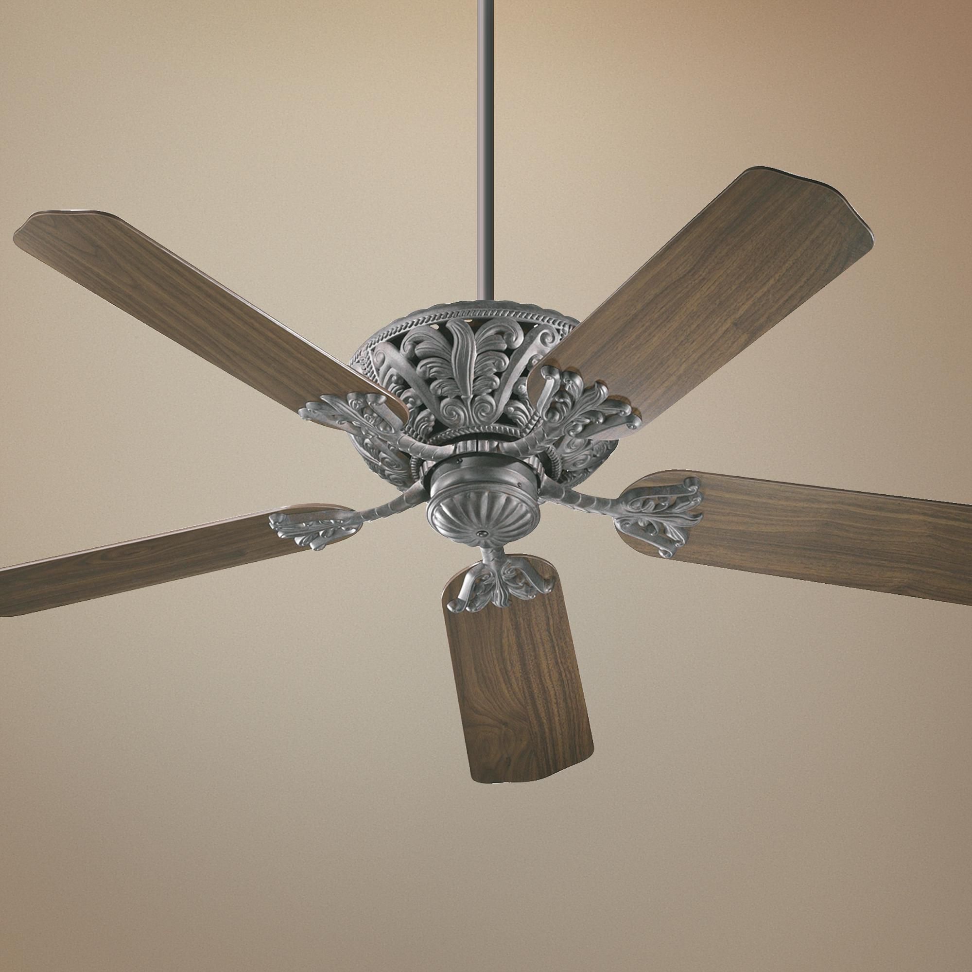 52 Inch Quorum Windsor Toasted Sienna Ceiling Fan Di 2020