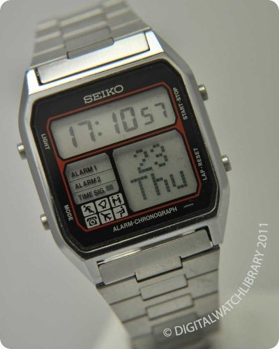 seiko d138 4000 digital vintage digital