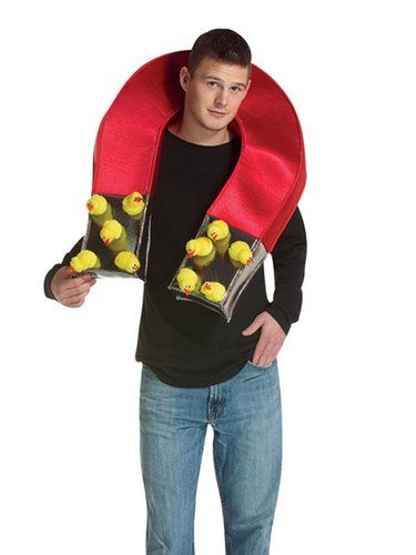Funny halloween costume ideas for teenage guys google search mens halloween costumes chic magnet costume easy costume funny college humor sizes one size solutioingenieria Images