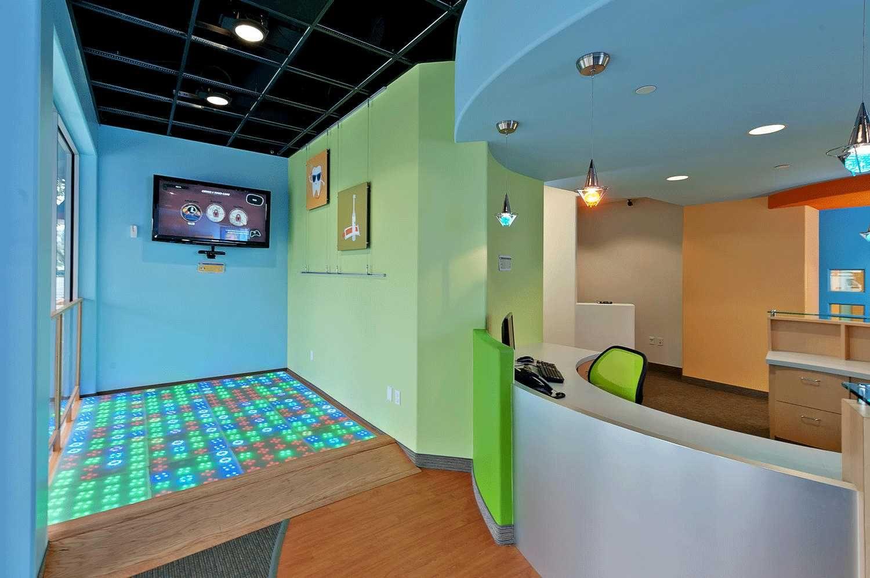 Margulies Perruzzi Architects designed this Pediatric Pulmonary ...