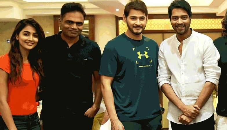 4e6e2fff1 Tollywood superstar Mahesh Babu Maharshi Movie Story has allegedly been  leaked Online and the tidbits about actor Allari Naresh's role