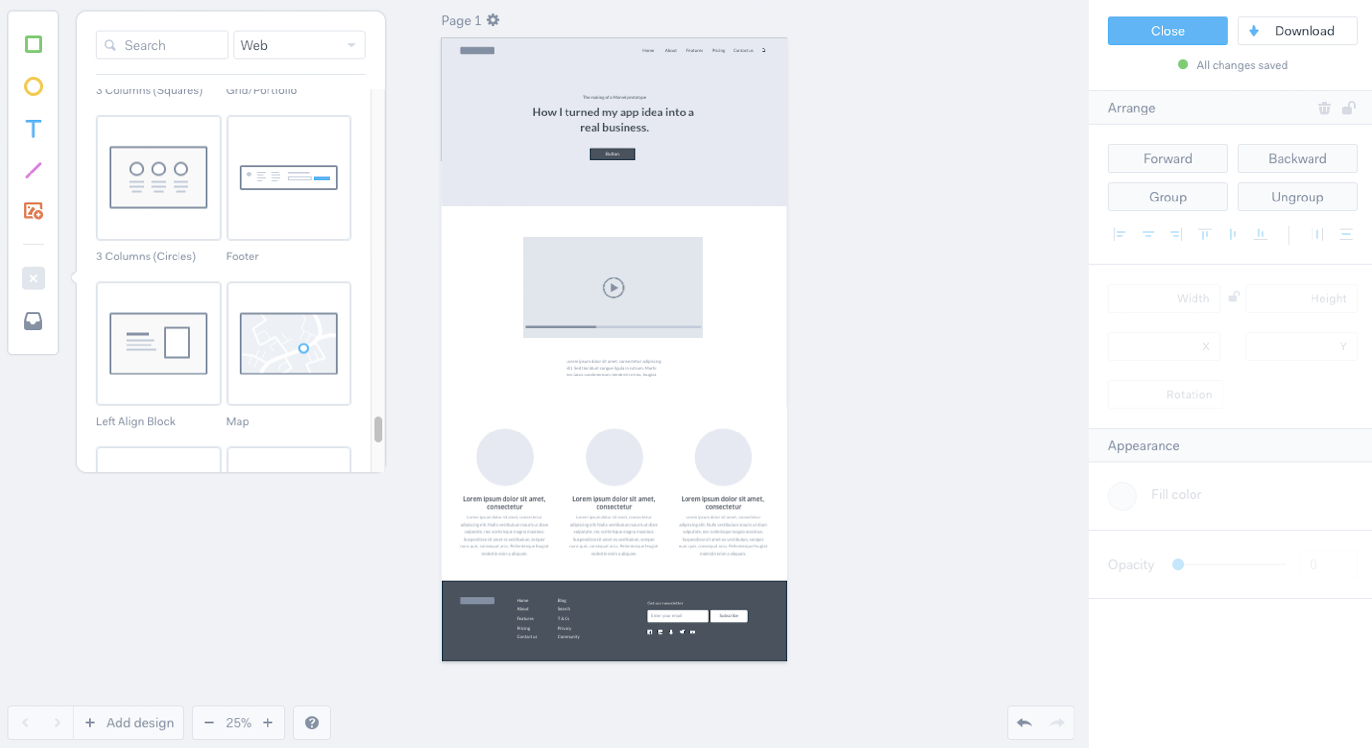 The 14 Best Wireframe Tools Zapier Wireframe Wireframe Web Prototyping Tools