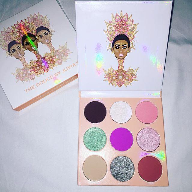 Juvia S Place Douce Palette Makeup Beauty Box Makeup Palette