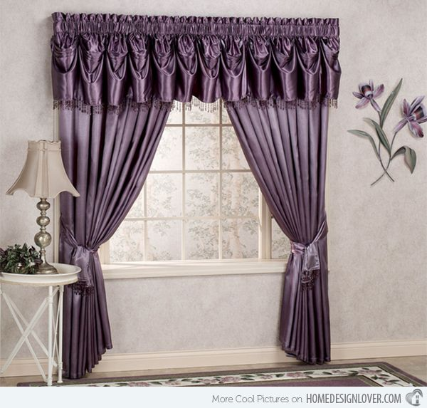15 Different Valance Designs | Valance, Paris inspired bedroom and ...
