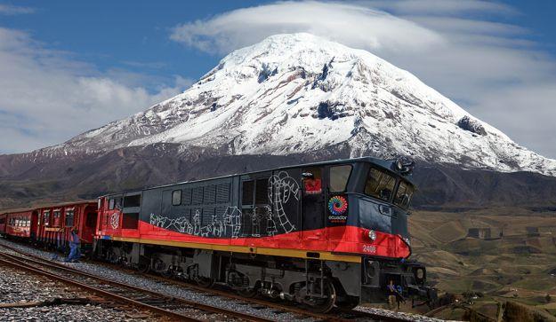 450 kms de travesía a bordo del tren que viaja entre volcanes - http://befamouss.forumfree.it/?t=70662462#