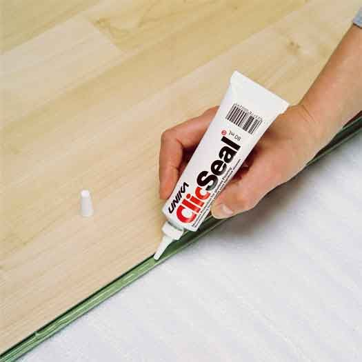 Unika Click Seal Clic Laminate Floor Joint Sealant