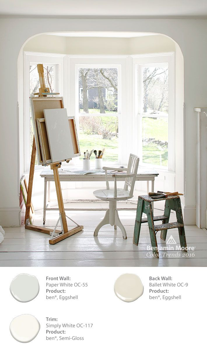 Like Simply White Oc 177 From Benjamin Moore It Has Depth And Warmth Can Define Beautiful Inspiring Es Colortrends2016