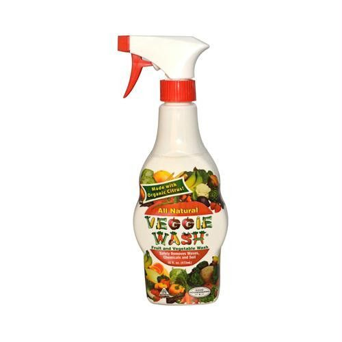 Citrus Magic Veggie Wash - 16 oz - Case if 12