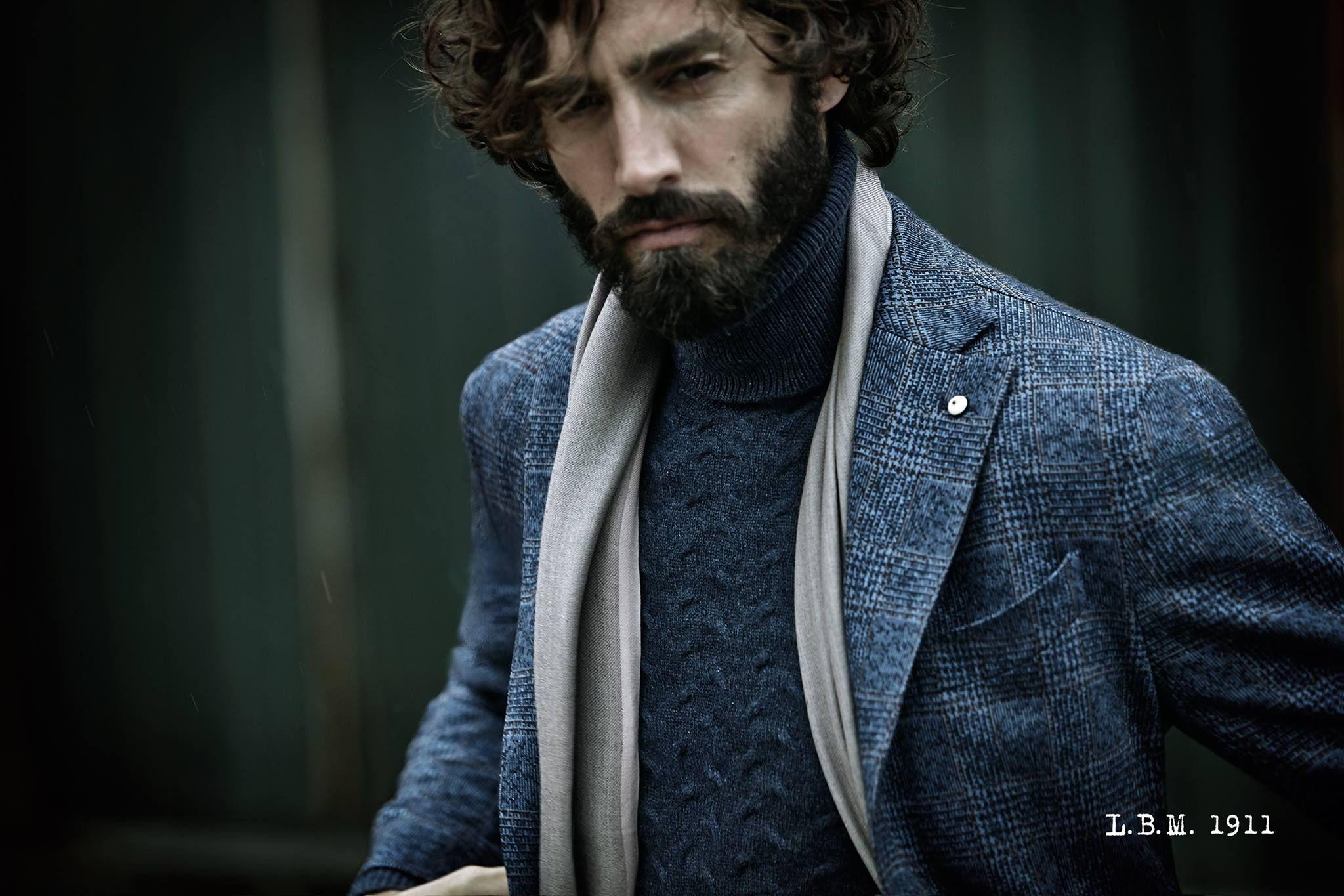 L.B.M.1911 Fall Winter 2015-16 Otoño Invierno #Menswear #Trends #Tendencias…