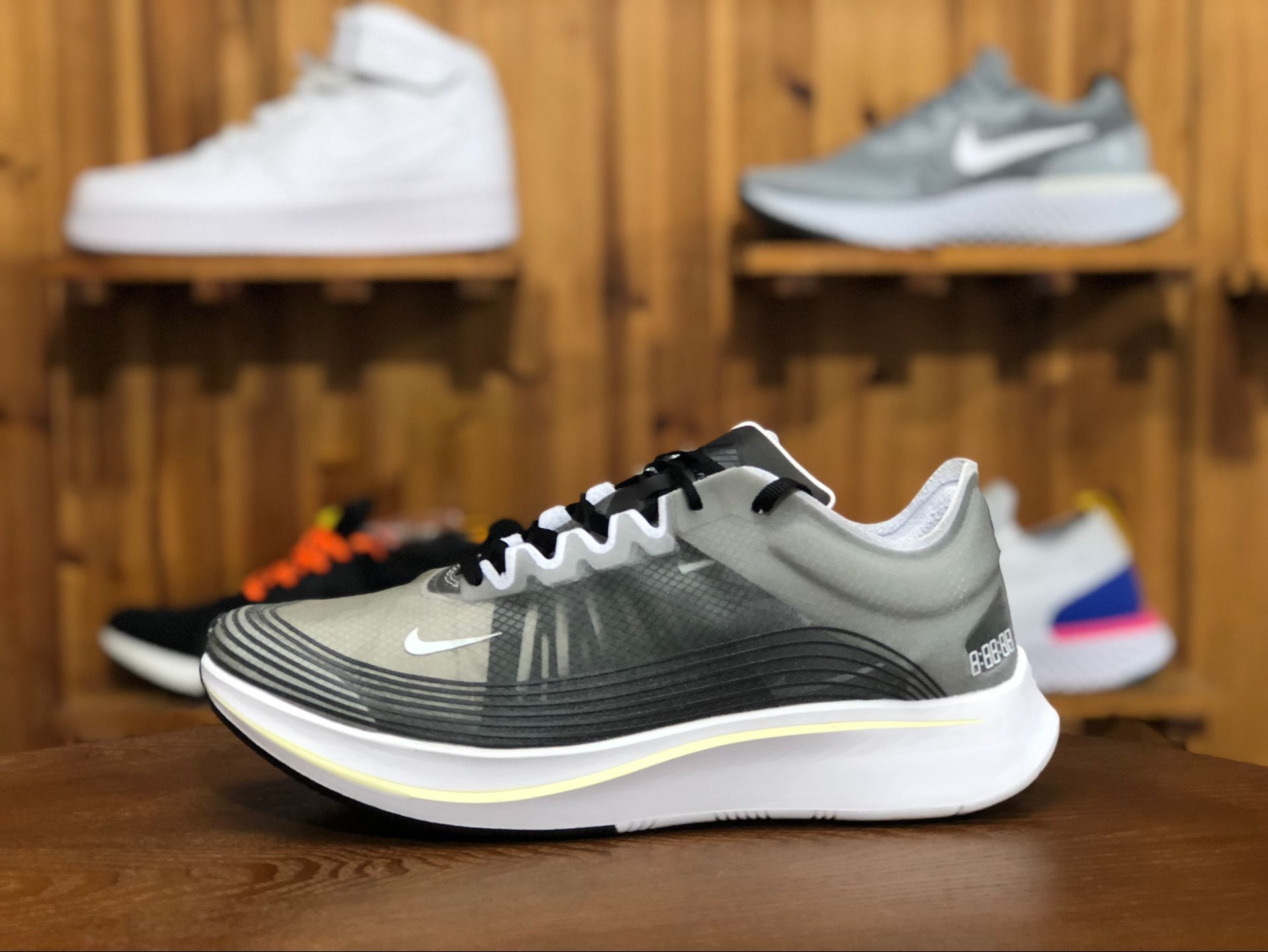 finest selection 19400 fc89d The Nike Zoom Fly SP Unisex Running Shoe is designed to meet the demands of  your