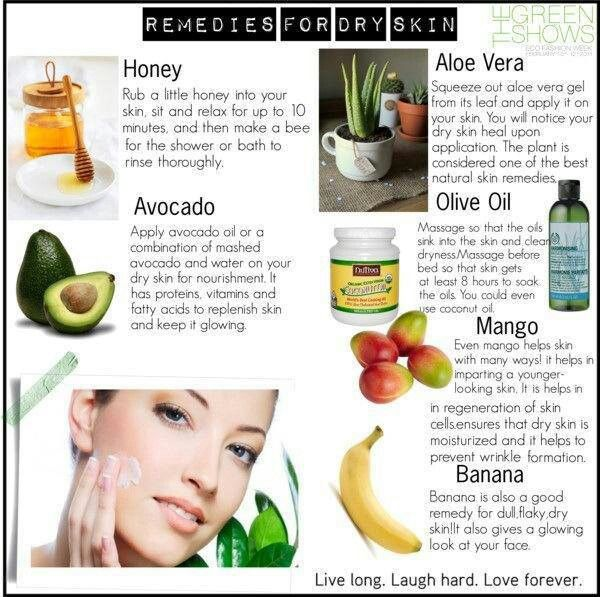 Dry Skin Remedy Home Remedies For Removing The Roughness With