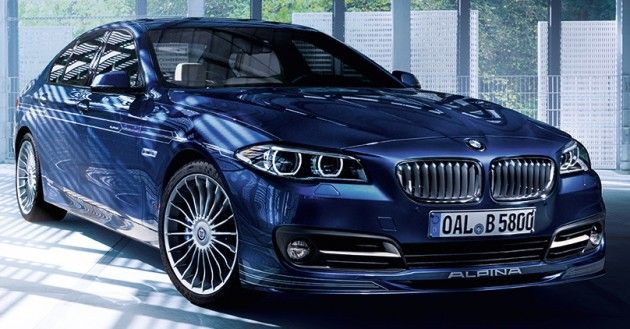 2019 Bmw Alpina B5 Touring Release Date And Price Stuff To Buy