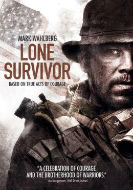 Marcus Luttrell NEW 24x36 2013 - Mark Wahlberg Lone Survivor Movie Poster