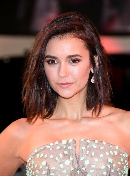 Nina Dobrev attends the European Premiere of Paramount Pictures' 'xXx: Return of Xander Cage.'