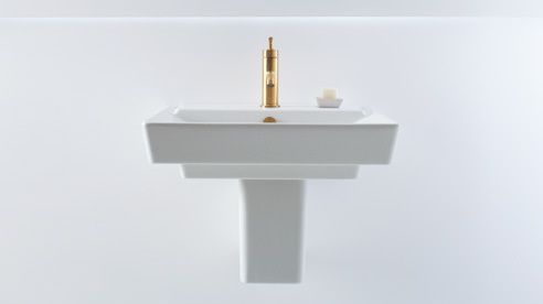 For Power Room Kohler Wall Mount Sinks 660 Sink Only Wall