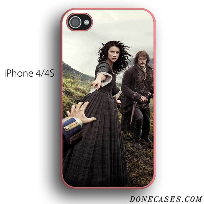 outlander case for iPhone 4[S]